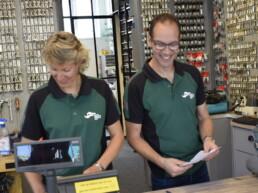 Ciska en Jeroen van der Werf - Sleutelspecialist Delft